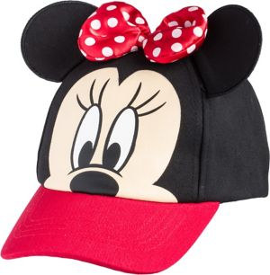 Child Minnie Mouse Baseball Hat