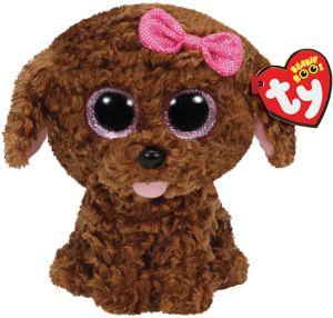 Maddie Beanie Boo Dog Plush