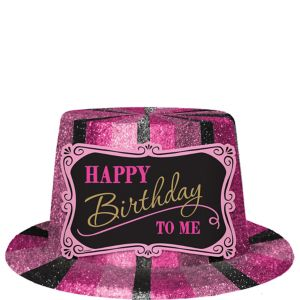 Fabulous Birthday Top Hat