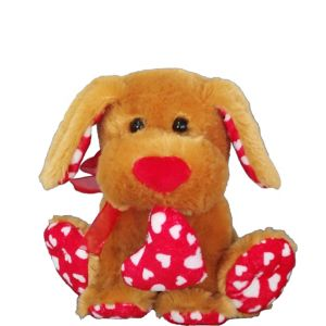Brown Sweetie Dog Plush