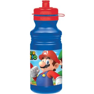 Super Mario Water Bottle