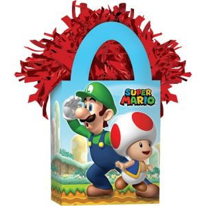 Super Mario Balloon Weight