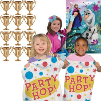 Frozen Fun & Games Kit