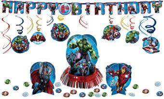 Avengers Decorating Kit