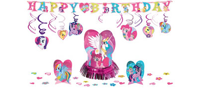 My Little Pony Decorating Kit