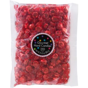 Red Hard Candies 210pc