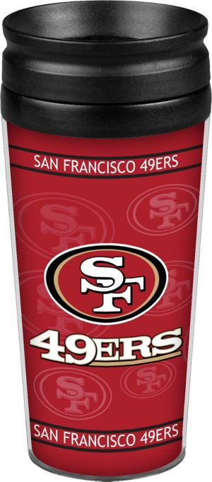 San Francisco 49ers Travel Mug