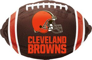 Cleveland Browns Balloon - Football