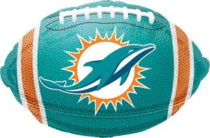 Miami Dolphins Balloon - Football