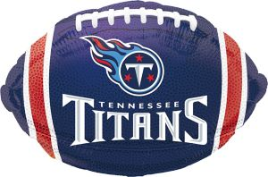 Tennessee Titans Balloon - Football