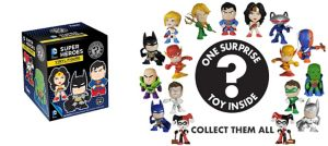DC Comics Super Heroes Mystery Pack