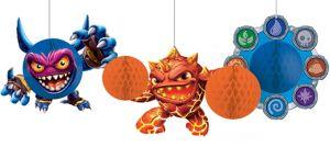 Skylanders Honeycomb Balls 3ct