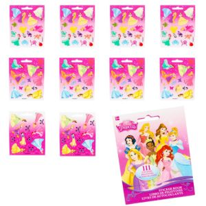 Disney Princess Sticker Book 9 Sheets