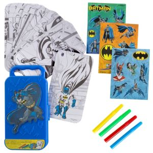Batman Sticker Activity Box