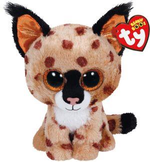 Buckwheat Beanie Boo Lynx Plush