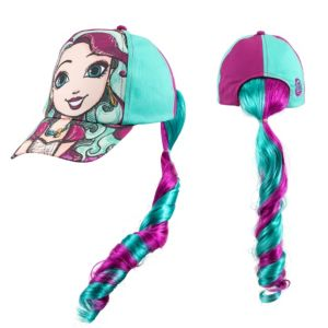 Child Madeline Hatter Baseball Hat with Ponytail - Ever After High