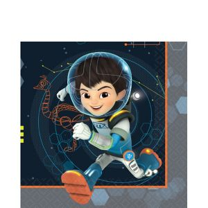 Miles from Tomorrowland Lunch Napkins 16ct