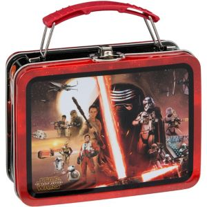 Mini Star Wars 7 The Force Awakens Tin Box