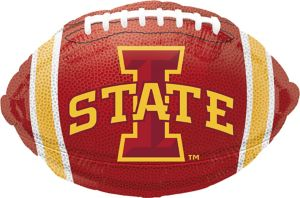 Iowa State Cyclones Balloon - Football