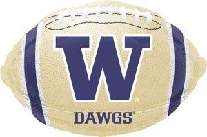 Washington Huskies Balloon - Football