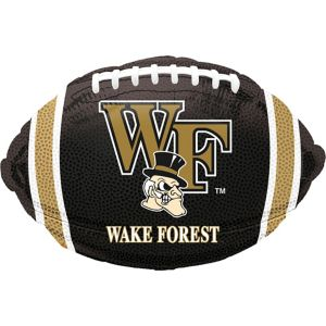 Wake Forest Demon Deacons Balloon - Football