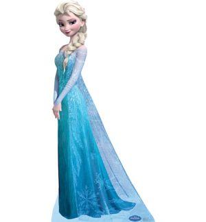 Elsa Life-Size Cardboard Cutout - Frozen