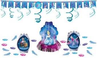 Cinderella Decorating Kit