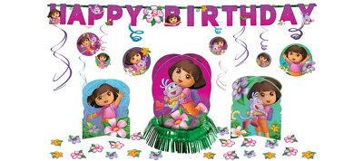 Dora Decoration Kit