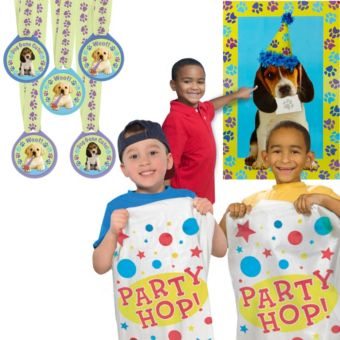 Party Pups Fun & Games Kit