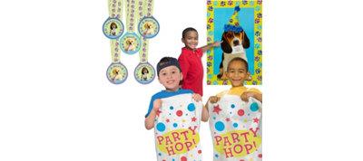 Party Pups Fun & Games Kit