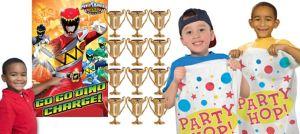 Power Rangers Fun & Games Kit