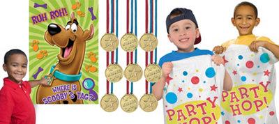Scooby Doo Fun & Games Kit
