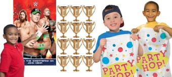 WWE Fun & Games Kit