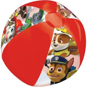 Red PAW Patrol Beach Ball