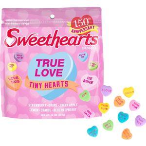 Sweethearts Tiny Conversation Hearts 396pc