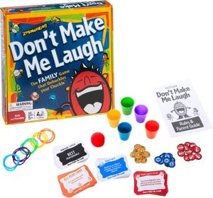 Don't Make Me Laugh Family Game