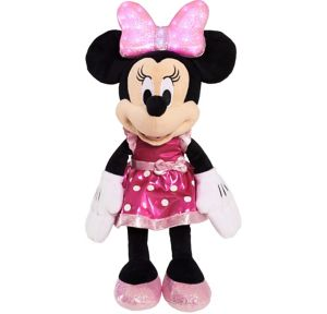 Bows-a-Glow Minnie Mouse Plush