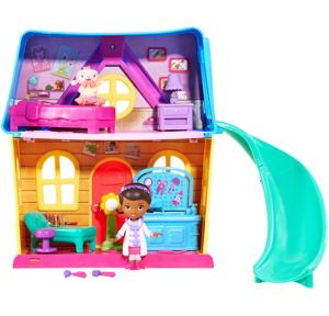 Doc McStuffins Clinic Playset 12pc