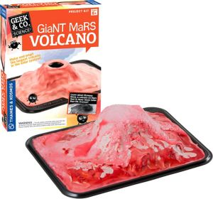 Giant Mars Volcano Project Kit 9pc