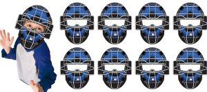 MLB Baseball Catcher Masks 8ct