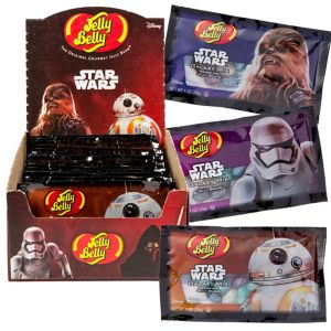 Jelly Belly Star Wars Sparkling Jelly Bean Packs 24ct