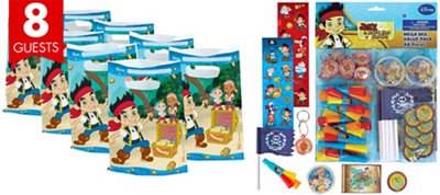 Jake and the Never Land Pirates Basic Favor Kit