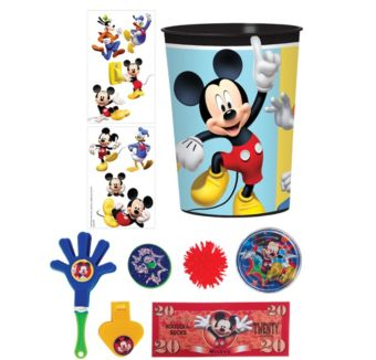 Mickey Mouse Super Favor Kit for 8 Guests