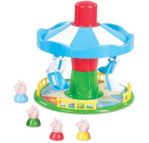 Peppa Pig Merry-Go-Round Game
