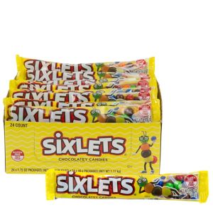 Sixlets Packs 24ct