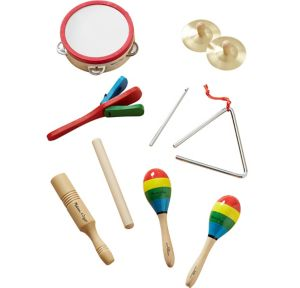 Band in a Box Instrument Playset 10pc