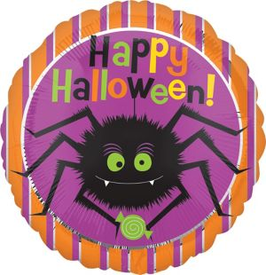 Halloween Balloon - Sweet Spider