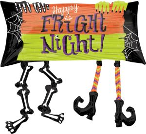 Halloween Balloon - Giant Fright Night