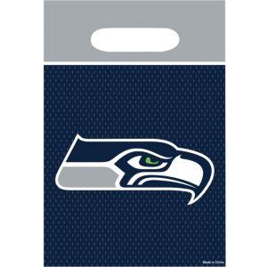 Seattle Seahawks Favor Bags 8ct