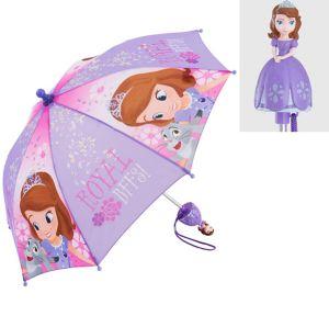 Child Sofia the First Umbrella